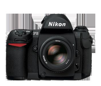 Kleinbild-Spiegelreflexkamera F6