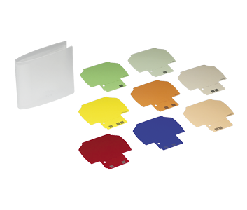 Farvefiltersæt SJ-3