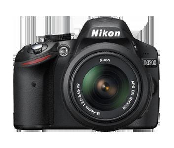 Ogromny Lustrzanka cyfrowa HD Nikon D3200 | Lustrzanka cyfrowa firmy Nikon SZ54