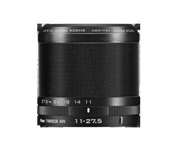 1 NIKKOR AW 11-27.5mm f/3.5-5.6