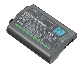 Rechargeable Li-ion Battery EN-EL18a