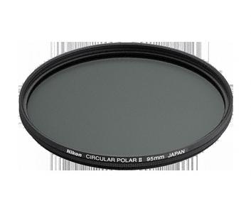 Filtr polaryzacyjnykołowy 95mm II