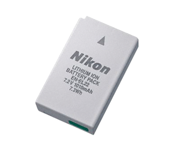 Accumulateur Li-ion rechargeable EN-EL22