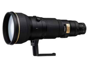 600mm f/4D ED-IF AF-S II NIKKOR