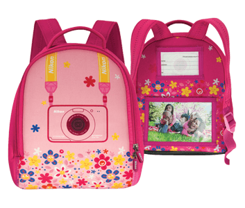 COOLPIX Neoprene hátizsák lányoknak