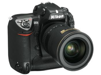 Camera Body D2X