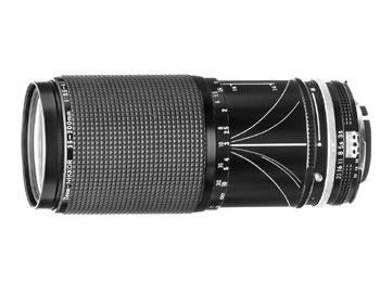 35-200mm f/3.5-4.5  Zoom-Nikkor
