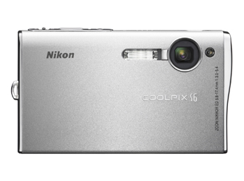 COOLPIX S6 Silver