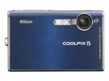 COOLPIX S5 Blue