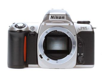 Film SLR camera F65 Black
