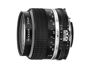 35mm f/2 Nikkor