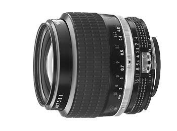 35mm f/1.4 Nikkor