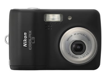 COOLPIX L3 Black