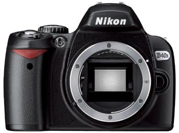 D40X Camera
