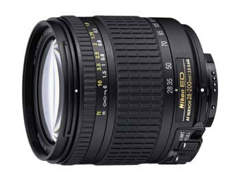 28-200mm f/3.5-5.6G ED-IF AF Zoom-Nikkor
