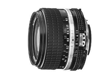 28mm f/2.8 Nikkor
