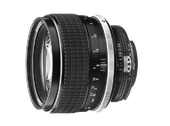 85mm f/1.4 Nikkor