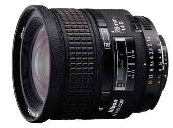 28mm f/1.4D AF Nikkor