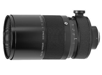 1000mm f/11 Reflex Nikkor