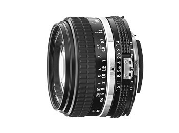 50mm f/1.4 Nikkor