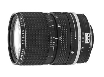28-85mm f/3.5-4.5 Zoom-Nikkor
