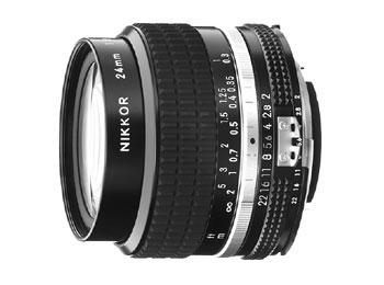 24mm f/2 Nikkor