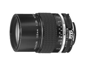 135mm f/2.8 Nikkor
