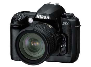 Camera Body D100