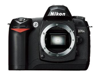Camera Body D70s