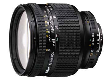 24-120mm f/3.5-5.6D IF Zoom-Nikkor