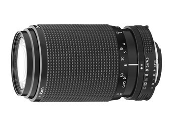 70-210mm f/4.5-5.6 Zoom-Nikkor