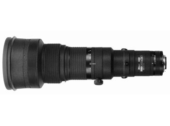 500mm f/4 Nikkor