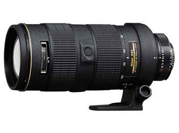 80-200mm f/2.8 ED AF-S Zoom-Nikkor