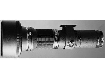 600mm f/5.6 Nikkor