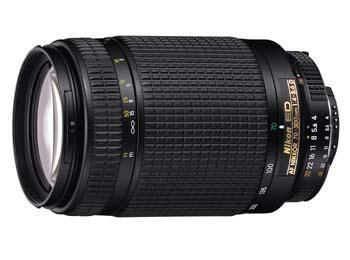 70-300mm f/4-5.6D ED AF Zoom-Nikkor