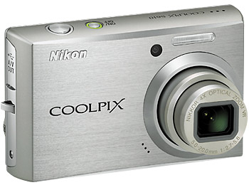 COOLPIX S610
