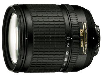 18-135mm f/3.5-5.6 ED-IF AF-S DX NIKKOR
