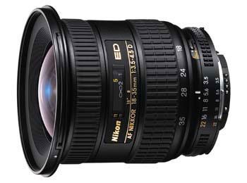 18-35mm f/3.5-4.5D ED NIKKOR